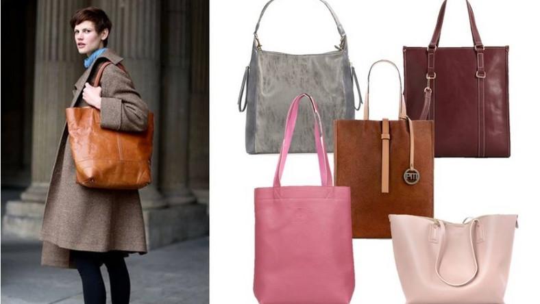 Tym razem torebki zachwycają wielkością. Stawiamy, więc na praktyczne torby xxl – worki, shoppery, kuferki, także na mini kopertówki i listonoszki. Jednak wielkość to nie wszystko. Liczy się również wzór, kolor i kształt.