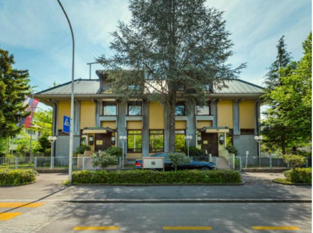 Ambasada SFRJ u Bernu