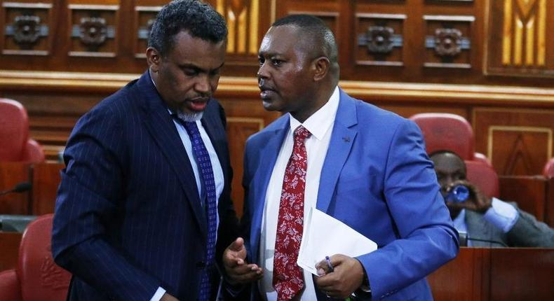 DP Ruto's legal advisor Korir Sing'oei hits out at DPP, DCI over attacks on Judiciary