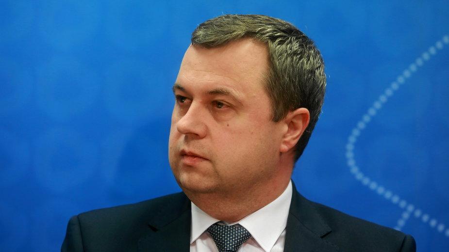 Rafał Gawin, prezes Urzędu Regulacji Energetyki