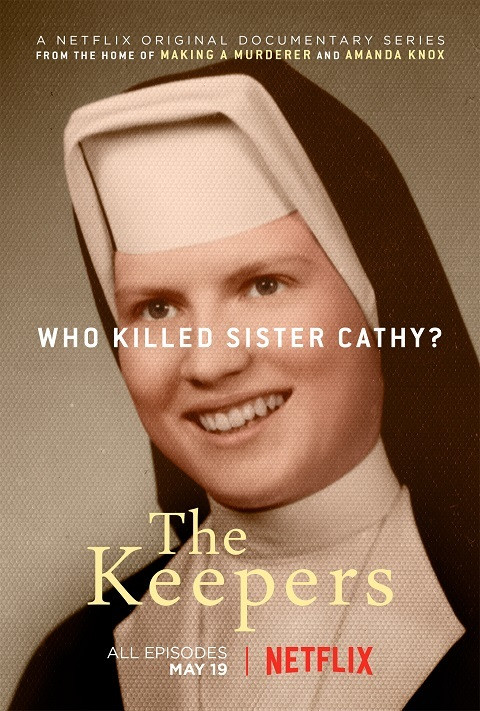 """The Keepers"": plakat"