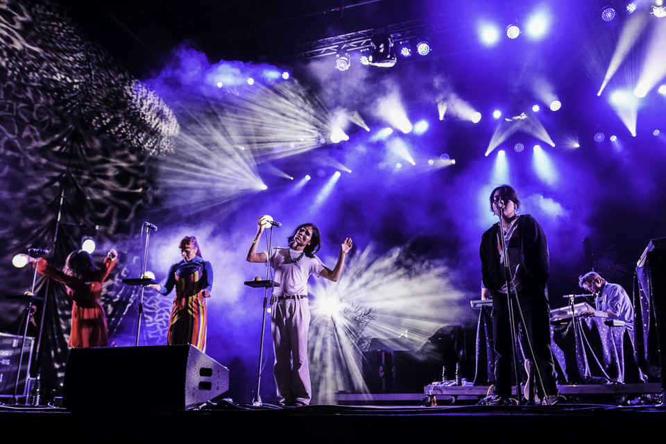 OFF Festival 2019:  Superorganism