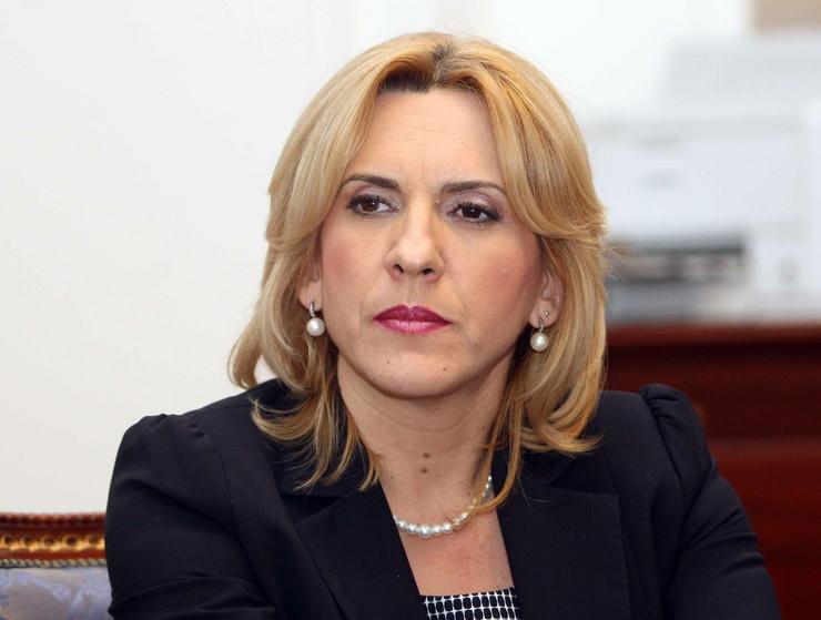 Zeljka Cvijanovic premijer RS