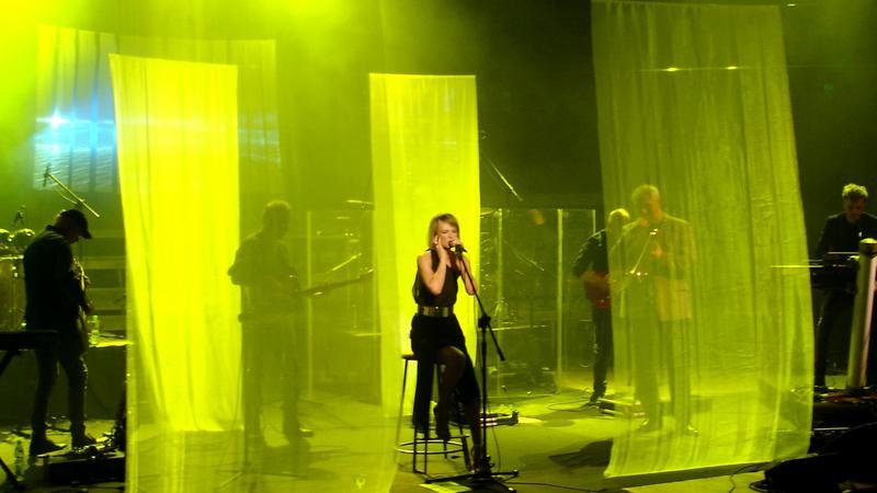 Kasia Stankiewicz i Varius Manx na koncercie