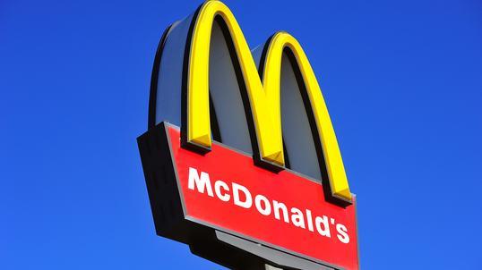 Logo Mcdonalds W łazienkach Królewskich Pokaz Gosi