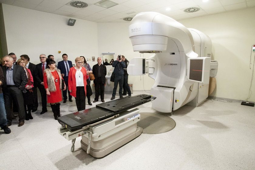 Pracownia Radioterapii