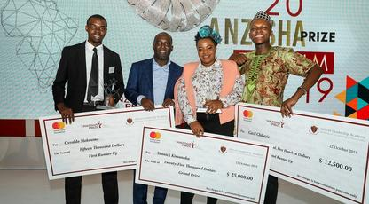 These 26 young African entrepreneurs have been selected to receive $20, 000 each for their startups