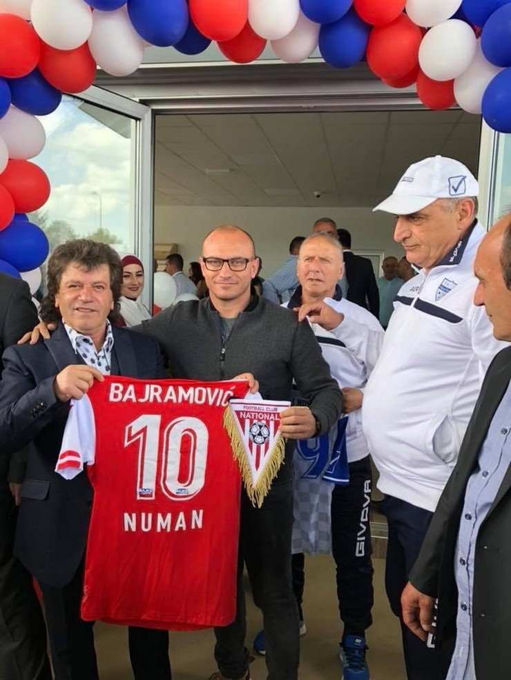 numan bajramović