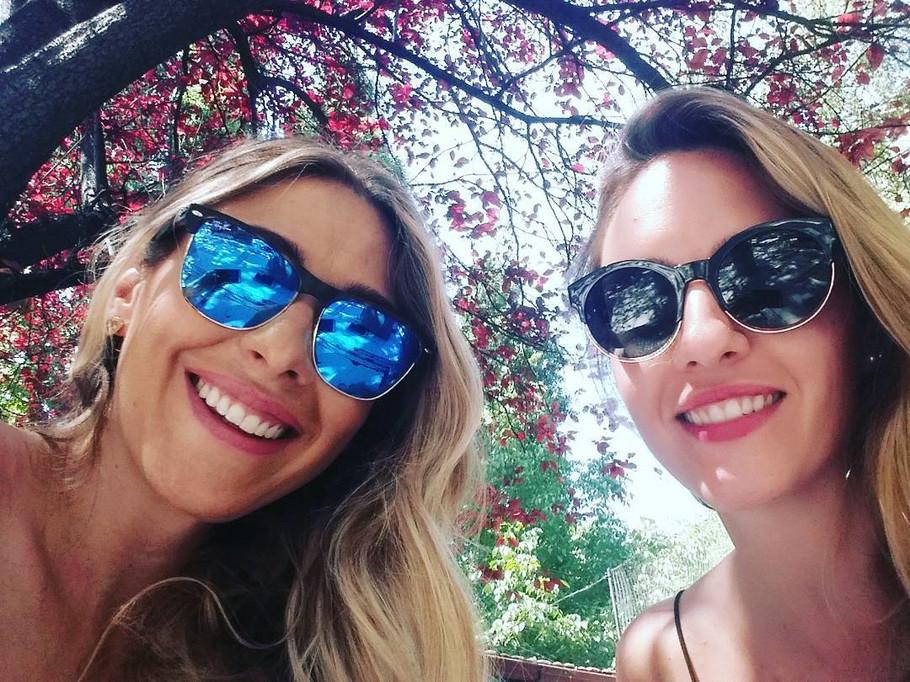 Kristina i Marina Radenković