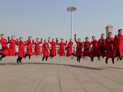 Chiny chcą bardziej otworzyć się na świat. Mamy na razie deklaracje.