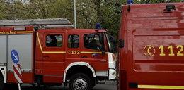 Pożar w ośrodku dla uchodźców. 14 rannych, w tym dzieci