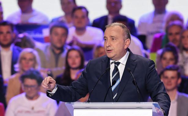 Za faworyta wyścigu uchodzi szef klubu KO Borys Budka