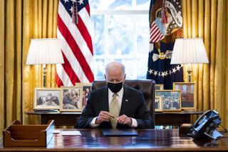 Biden proponuje rekordowy Nowy Ład