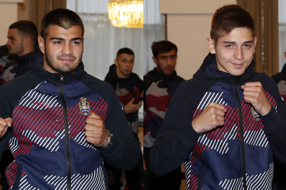 Četiri srpska boksera danas u ringu Arene na Svetskom prvenstvu 2021. u borbi za PLASMAN U DRUGO KOLO