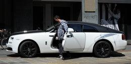 Wojciech Szczęsny pochwalił się Rolls-Roycem za 1,7 mln zł!
