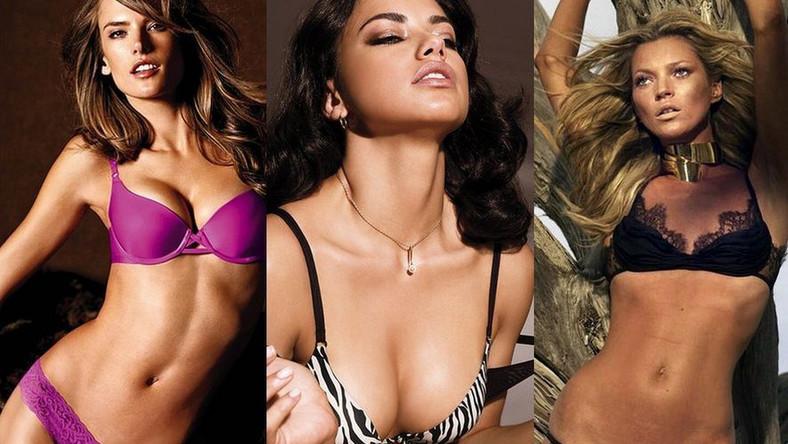 """Oto 10 najlepiej opłacanych modelek świata. Ranking """"Forbesa"""" obejmujący okres czerwiec 2011-czerwiec 2012"""