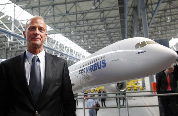 Kierowany przez Thomasa Endersa Airbus w tym roku – po raz pierwszy w historii – przegonił Boeinga