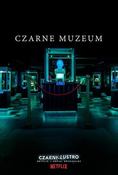 """""""Czarne muzeum"""": plakat"""