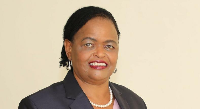 Chief Justice designate Martha Koome