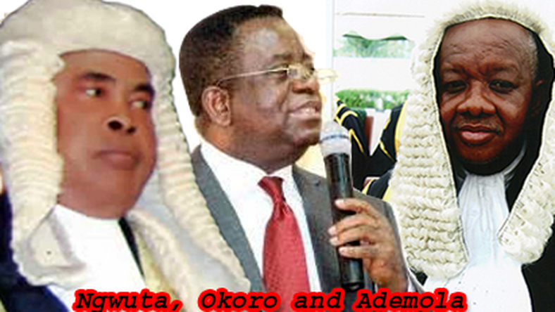 How 'corrupt' judges used wives, children's accounts to siphon huge money