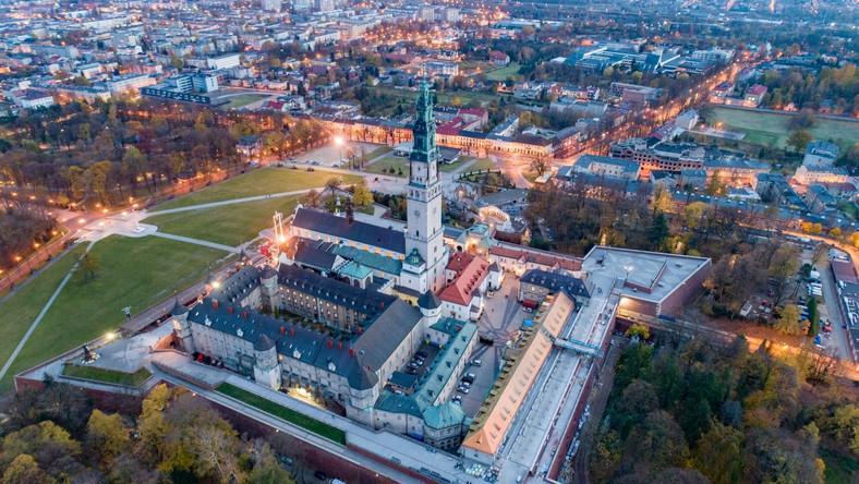 Jasna Góra, klasztor, Częstochowa