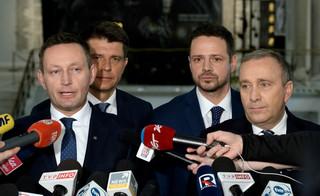 Trzaskowski: Cofanie porozumienia ws. wyborów w stolicy byłoby niepoważne