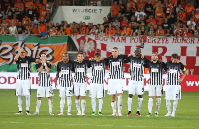 Crno-beli u Poljskoj