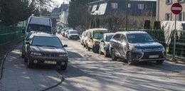Brakuje parkingów na Dąbiu