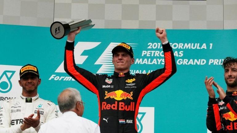 Grand Prix Malezji 2017