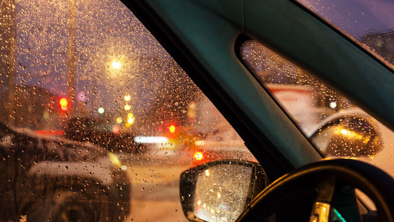 Opady, Śnieg z deszczem
