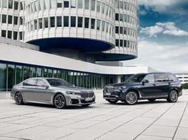 BMW X7 i BMW serii 7 – pojedynek na szczycie