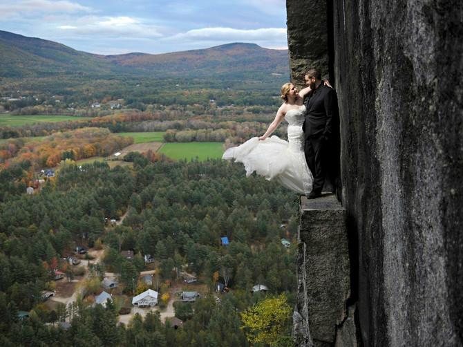 Venčali su se, onda mu je ona POVERILA svoj ŽIVOT... Bukvalno!