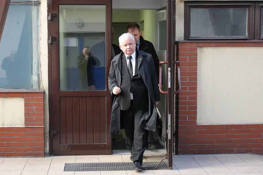 Polacy nie chcą Kaczyńskiego jako premiera