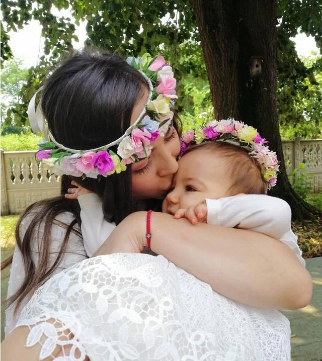 Minja i njena majka