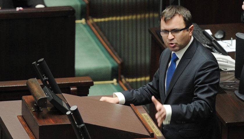 Zbigniew Girzyński: Wszystkim, którzy mnie teraz krzywdzą przebaczam!