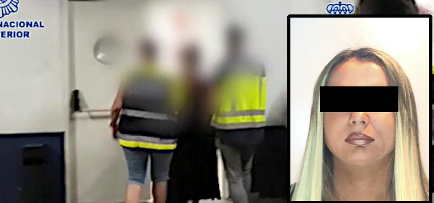 Najbardziej poszukiwana Polka na świecie zatrzymana! Joanna S. wpadła w ręce policji w Hiszpanii