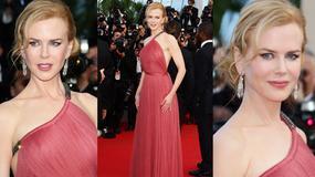 Bardzo chude plecy Nicole Kidman