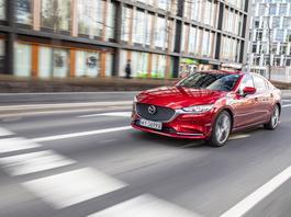 Mazda 6 2.5 SkyActiv-G – limuzyna ze smakiem | TEST