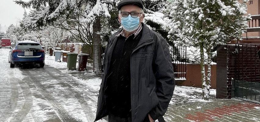 Spór o drzewo na Wojszycach: Świerk rozwalił mi chodnik!