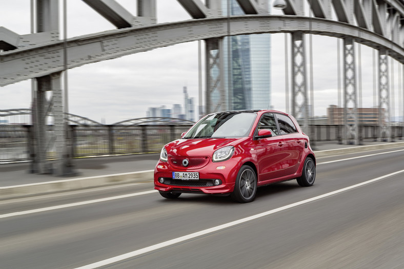 Smart Brabus Forfour