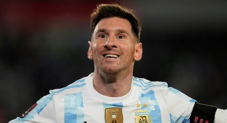 Lionel Messi scored a hat-trick for Argentina in World Cup action but will have to wait for his PSG home debut