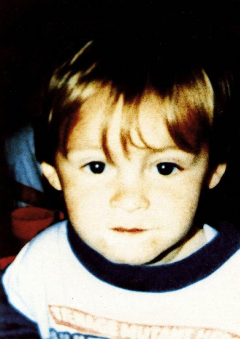2-letni James - ofiara zabójców