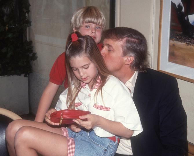 Donald je uvek otvoreno favorizovao Ivanku