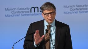 Bill Gates proponuje opodatkowanie robotów