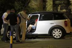 """LIKVIDACIJA U ŽARKOVU Muškarac iz Nikšića izrešetan sa 20 METAKA, nakon pucnjave pronađen zapaljeni """"BMW"""""""