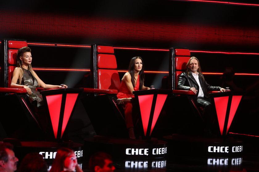 jury w The Voice of Poland