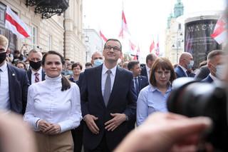 Morawiecki: Kontynuacja prac nad Nord Stream 2 to błąd ogromnego kalibru