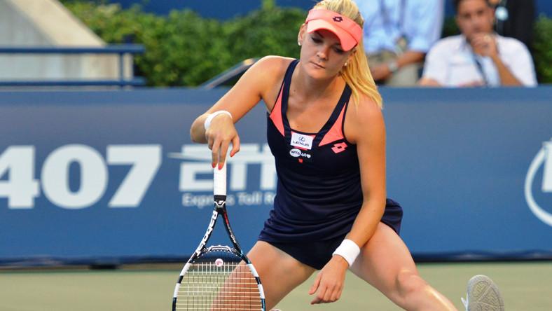 Mecz Agnieszki Radwańskiej otworzy tegoroczny US Open