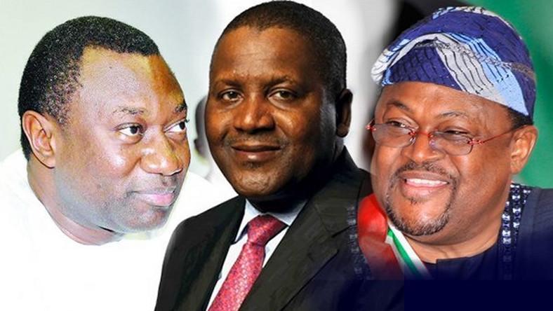 Richest Men In Nigeria Meet The Countrys Wealthiest Men