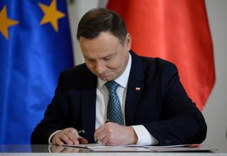 Prezydent podpisał ustawę o Prokuratorii Generalnej